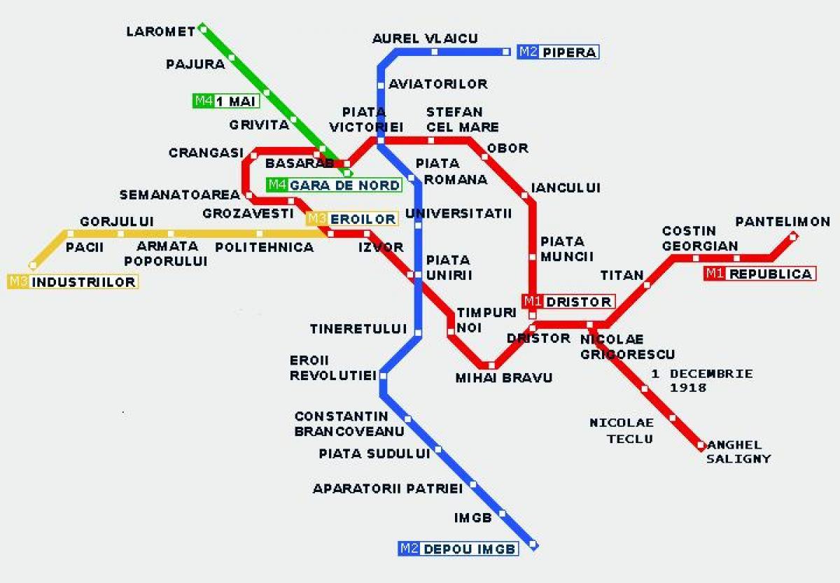 București Tramvai Harta Tramvai Hartă București Romania